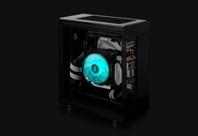 Cryorig C7 RGB - aluminiowe chłodzenie mini-ITX z diodami RGB 3