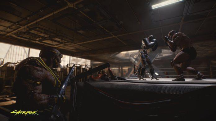Cyberpunk 2077 - kolejne informacje o grze oraz zrzuty ekranu w 4K 3