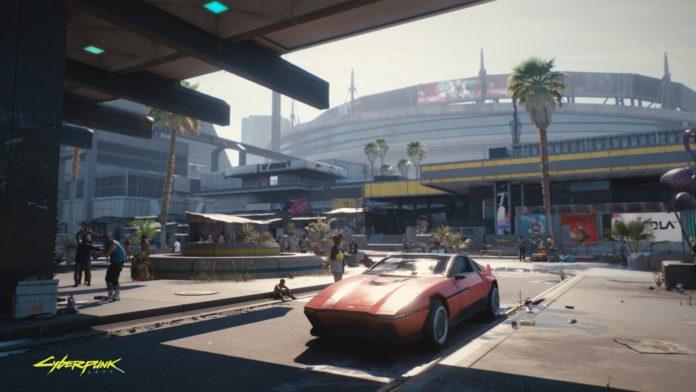 Cyberpunk 2077 - kolejne informacje o grze oraz zrzuty ekranu w 4K 4