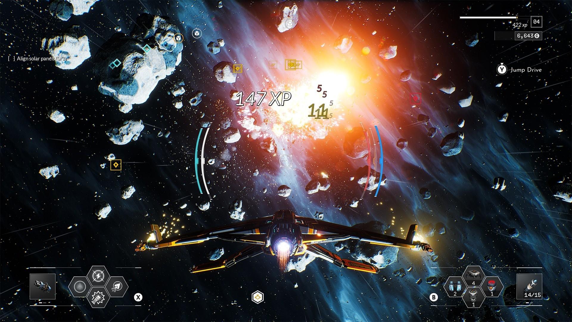 Everspace 2 zostało zapowiedziane. Wstępna premiera w 2021 roku 1