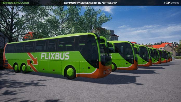Fernbus Coach Simulator otrzymuje aktualizacje Update 21 2