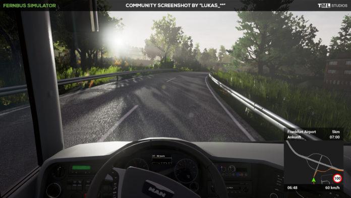 Fernbus Coach Simulator otrzymuje aktualizacje Update 21 1