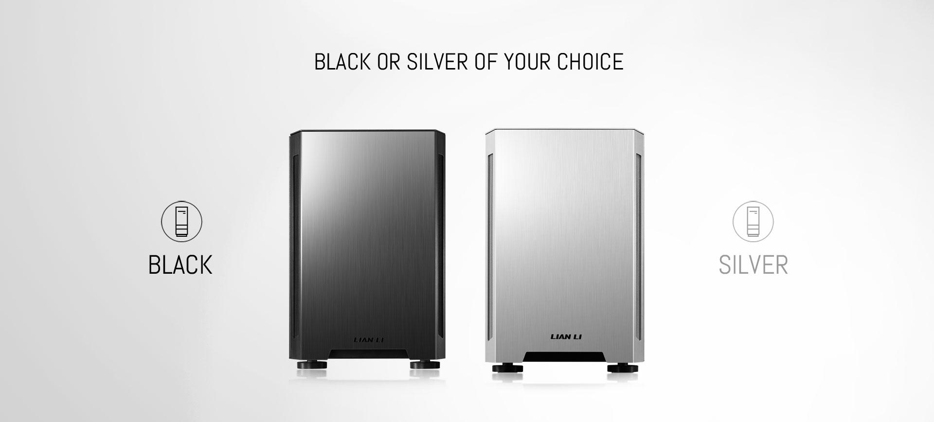 Lian Li TU150 - obudowa mini-ITX z aluminium i hartowanego szkła 3