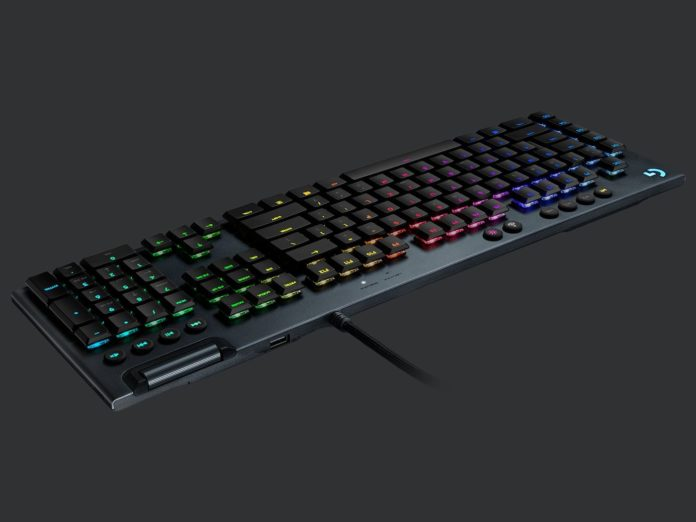 Logitech G815 LIGHTSYNC - niskoprofilowa klawiatura mechaniczna 2