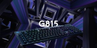 Logitech G815 LIGHTSYNC