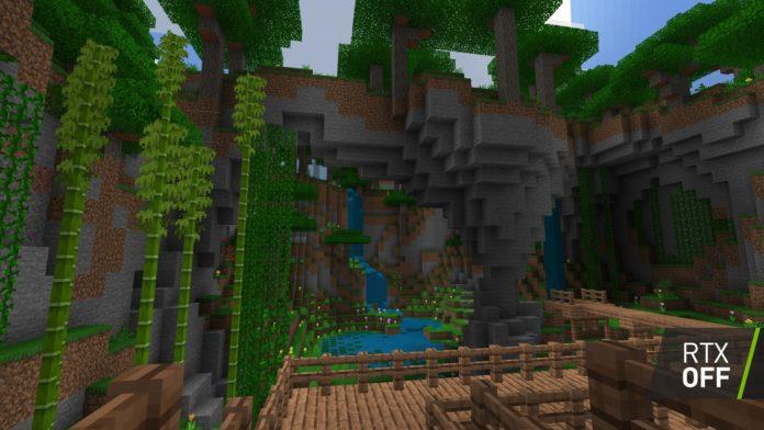 Minecraft dla Windows 10 otrzyma obsługę ray-tracingu 1
