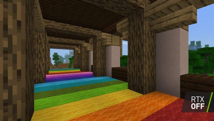 Minecraft dla Windows 10 otrzyma obsługę ray-tracingu 5