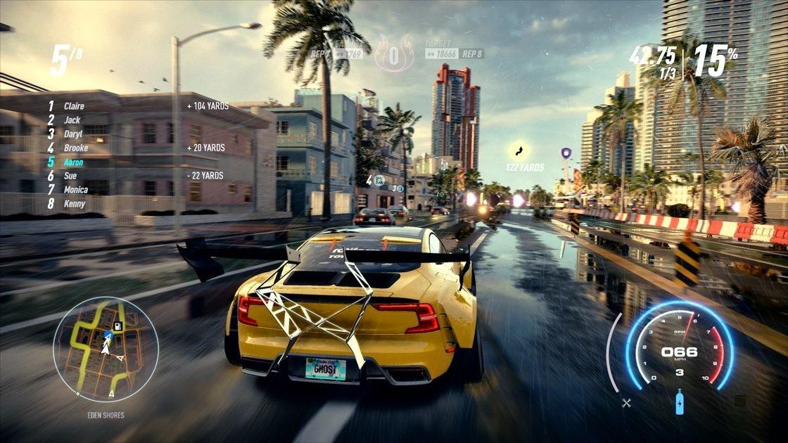 Need for Speed: Heat - pierwszy zwiastun rozgrywki i lista samochodów 3
