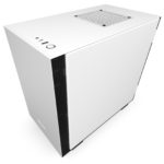 NZXT H210 - White Black