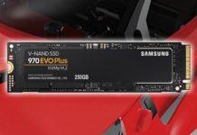 Samsung 970 EVO Plus 250 GB