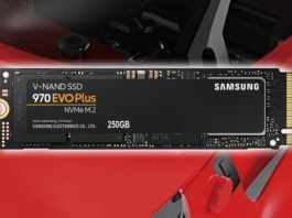 Samsung 970 EVO Plus 250 GB