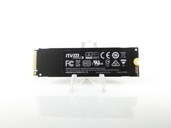 Samsung 970 EVO Plus 250 GB - testy dysku SSD na kościach V-NAND 4