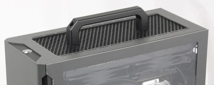 Sliger SM580 – ciekawa obudowa mini-ITX z modułami bocznymi 11