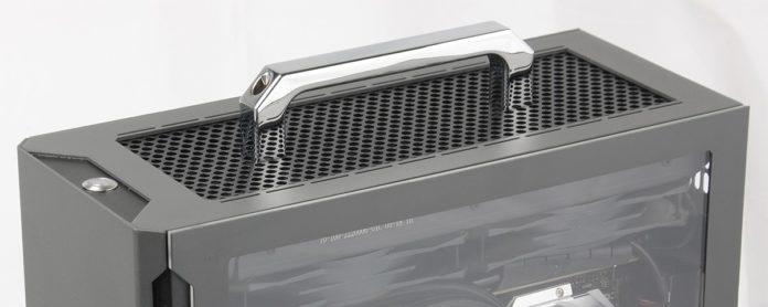 Sliger SM580 – ciekawa obudowa mini-ITX z modułami bocznymi 12