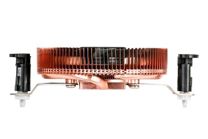 Chłodzenia Zalmana kompatybilne z procesorami Comet Lake-S 2