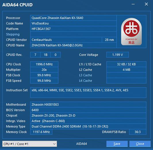 AIDA64 6.10