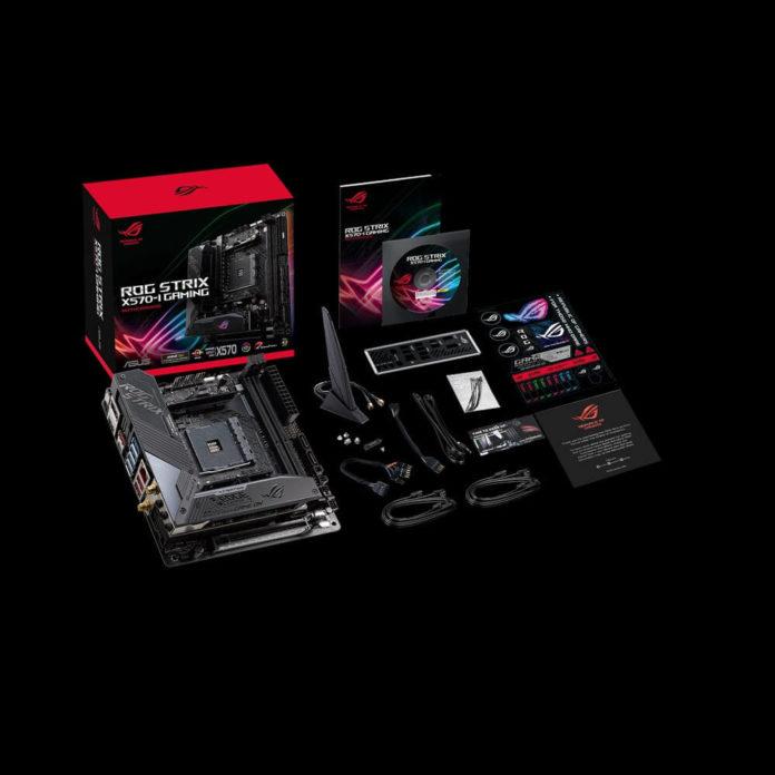 ASUS ROG STRIX X570-I Gaming - mocarna płyta główna mini-ITX 3