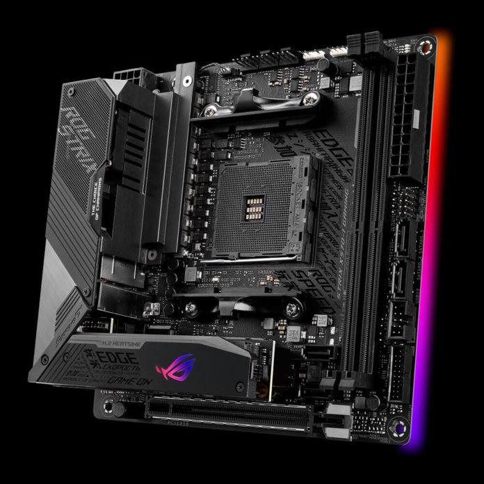 ASUS ROG STRIX X570-I Gaming - mocarna płyta główna mini-ITX 1
