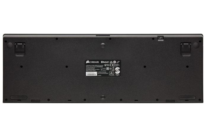 CORSAIR K57 RGB Wireless - bezprzewodowa klawiatura z podświetleniem RGB LED 1