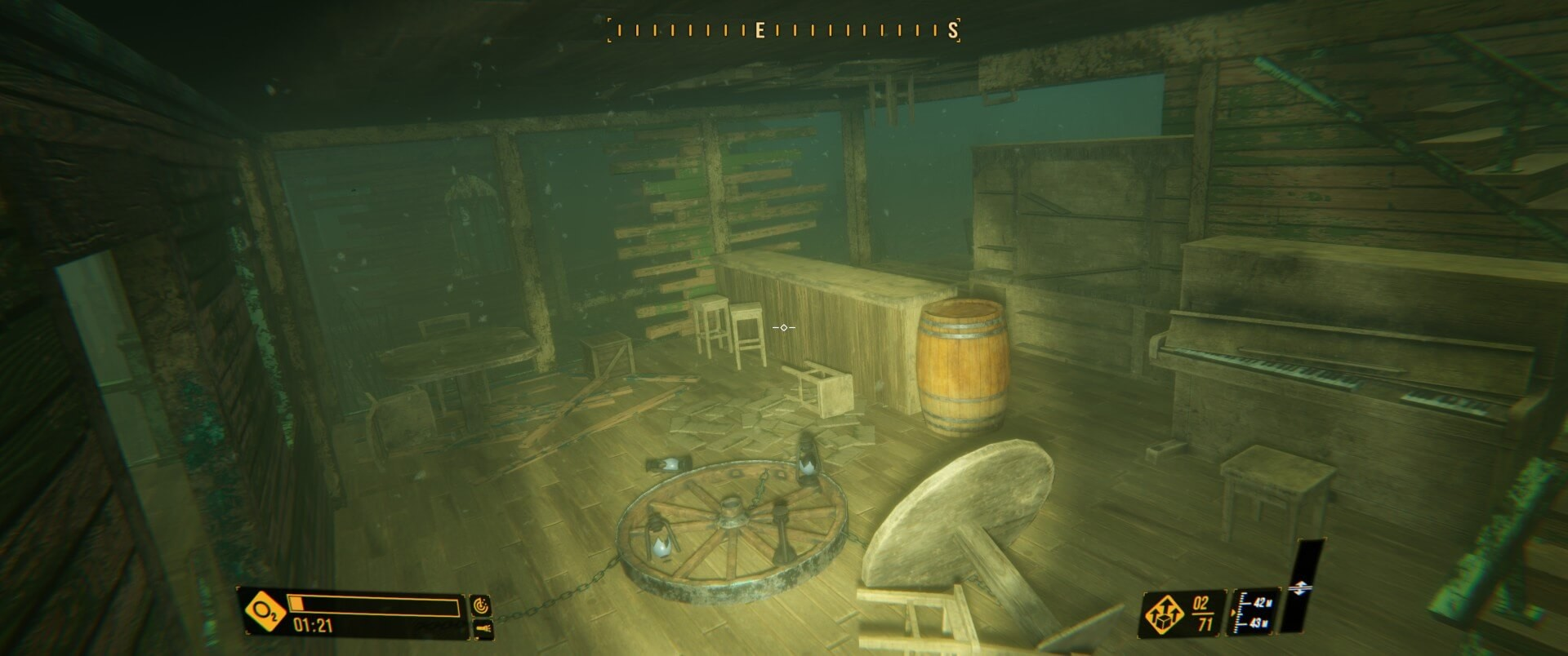 Deep Diving Simulator otrzymuje pierwszy dodatek Adventure Pack 3