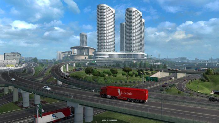 Road to the Black Sea - nowy dodatek do gry Euro Truck Simulator 2 14