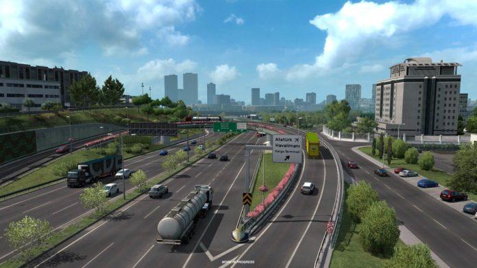 Road to the Black Sea - nowy dodatek do gry Euro Truck Simulator 2 12