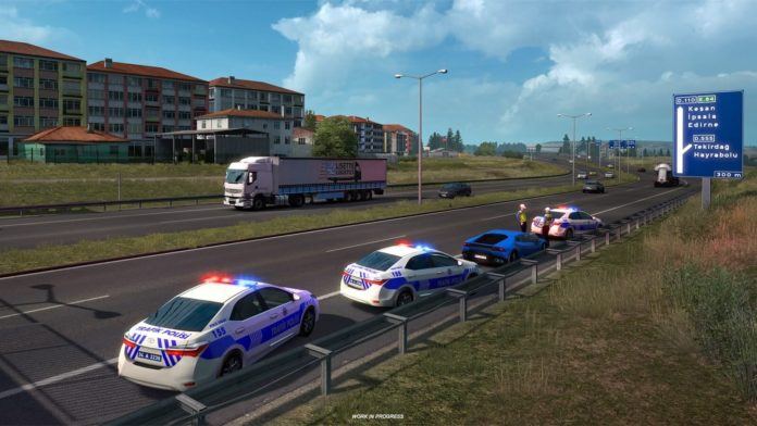Road to the Black Sea - nowy dodatek do gry Euro Truck Simulator 2 13