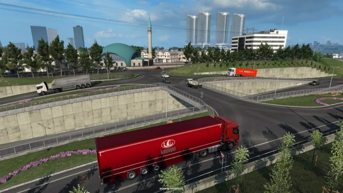 Road to the Black Sea - nowy dodatek do gry Euro Truck Simulator 2 8