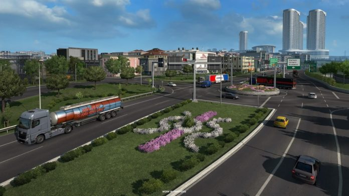 Road to the Black Sea - nowy dodatek do gry Euro Truck Simulator 2 9