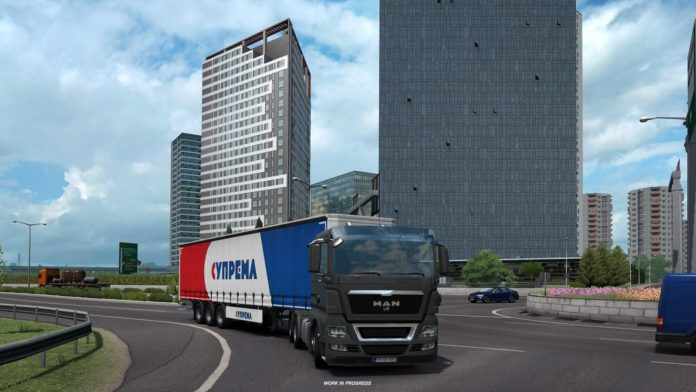 Road to the Black Sea - nowy dodatek do gry Euro Truck Simulator 2 10