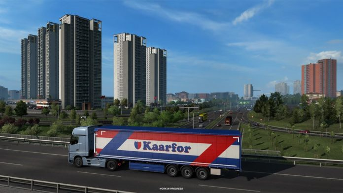 Road to the Black Sea - nowy dodatek do gry Euro Truck Simulator 2 11