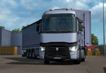 Euro Truck Simulator 2 - Renault Trucks T Range