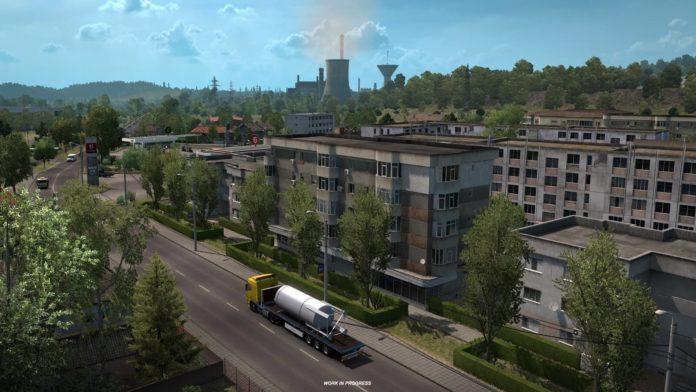 Road to the Black Sea - nowy dodatek do gry Euro Truck Simulator 2 1