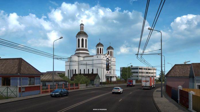 Road to the Black Sea - nowy dodatek do gry Euro Truck Simulator 2 3