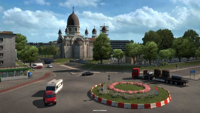 Road to the Black Sea - nowy dodatek do gry Euro Truck Simulator 2 4
