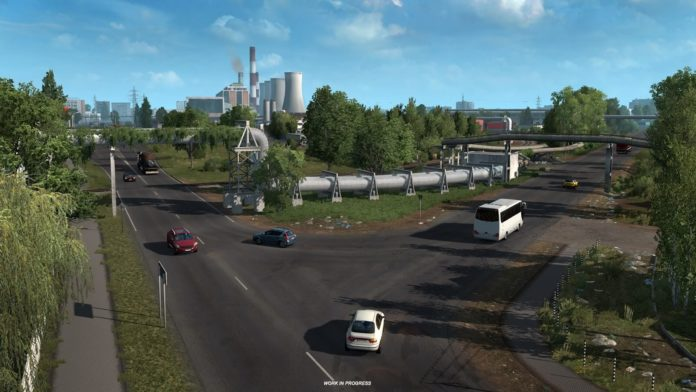Road to the Black Sea - nowy dodatek do gry Euro Truck Simulator 2 5