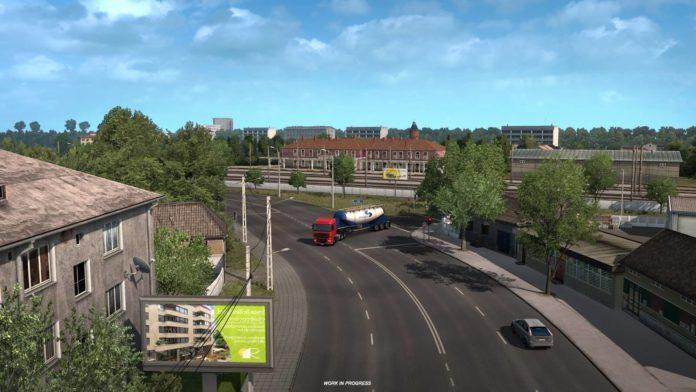 Road to the Black Sea - nowy dodatek do gry Euro Truck Simulator 2 6