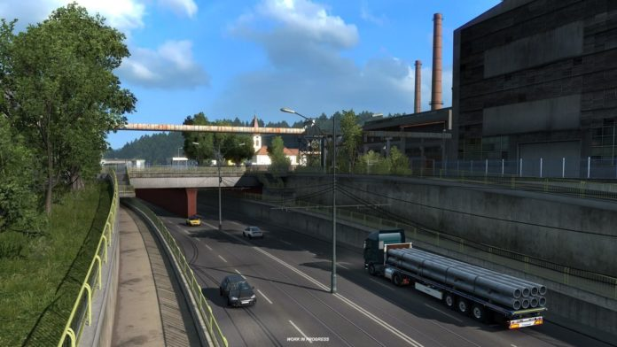 Road to the Black Sea - nowy dodatek do gry Euro Truck Simulator 2 7