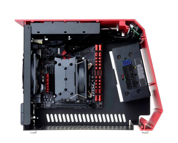 Obudowy mini-ITX 7