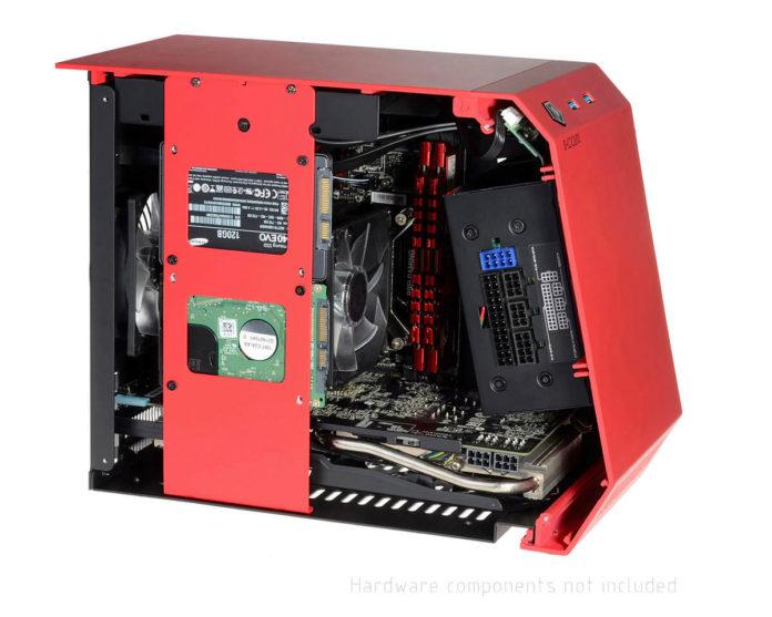 Obudowy mini-ITX 8