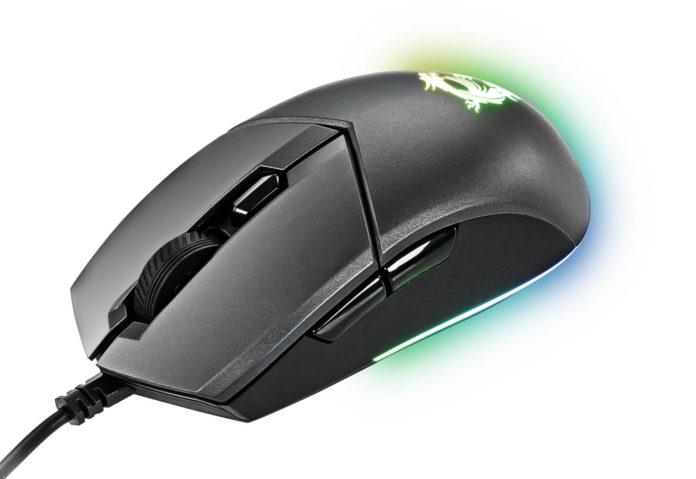 MSI CLUTCH GM11 - myszka dla graczy z sensorem PMW3325 2