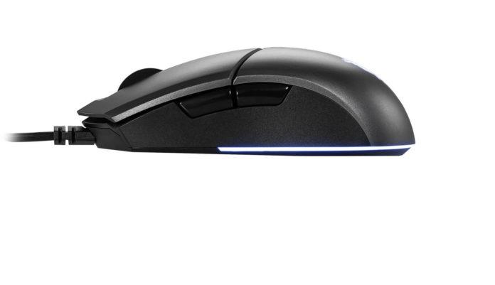 MSI CLUTCH GM11 - myszka dla graczy z sensorem PMW3325 4