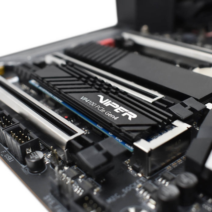 Patriot Viper VP4100 - dysk SSD na interfejsie PCIe Gen4 x4 1