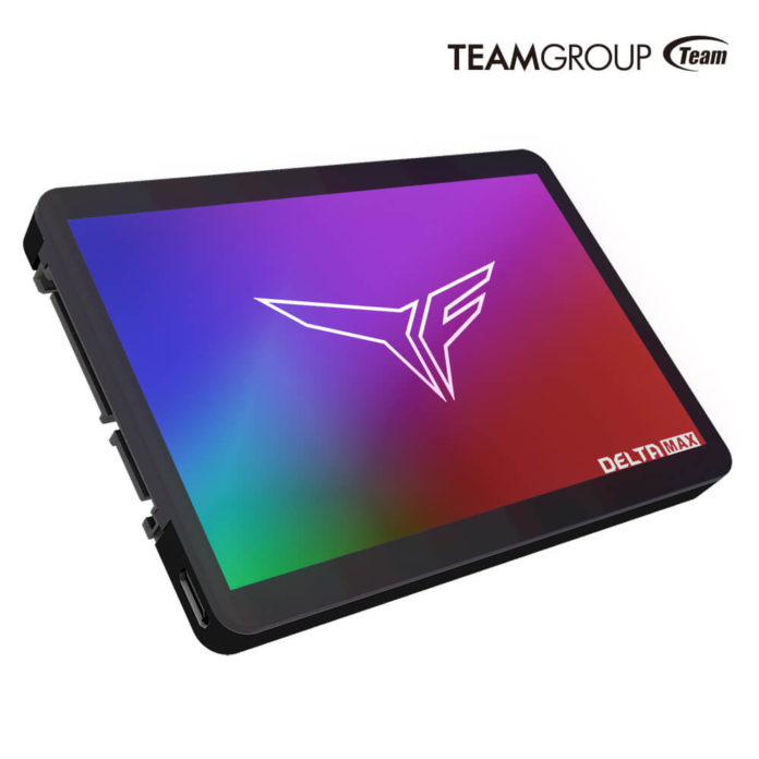 TEAMGROUP T-FORCE DELTA MAX RGB