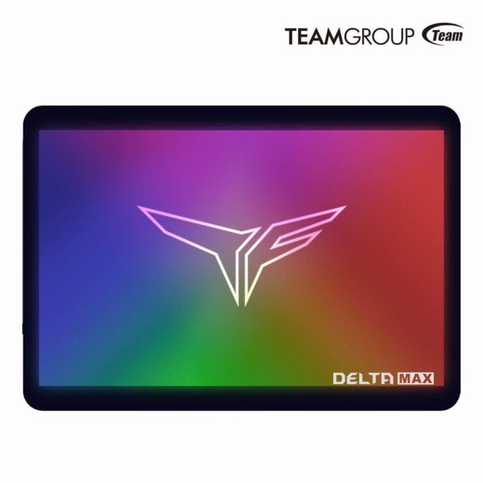 TEAMGROUP T-FORCE DELTA MAX RGB - nowe świecące dyski SSD 1