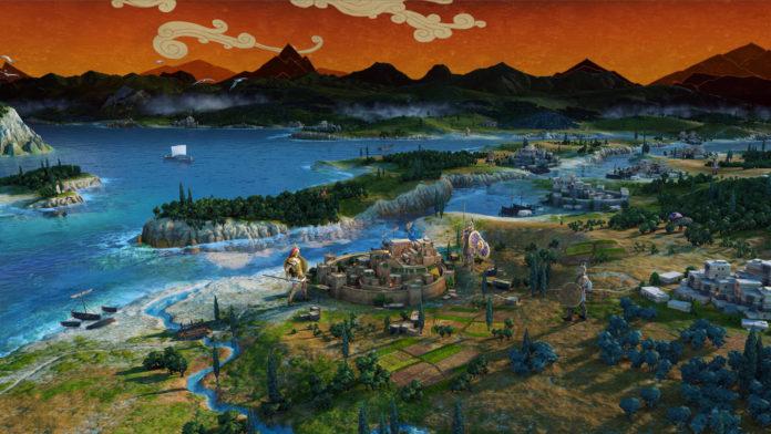 Total War Saga: Troy - zapowiedziano grę z Wojną Trojańską 1