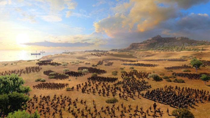 Total War Saga: Troy