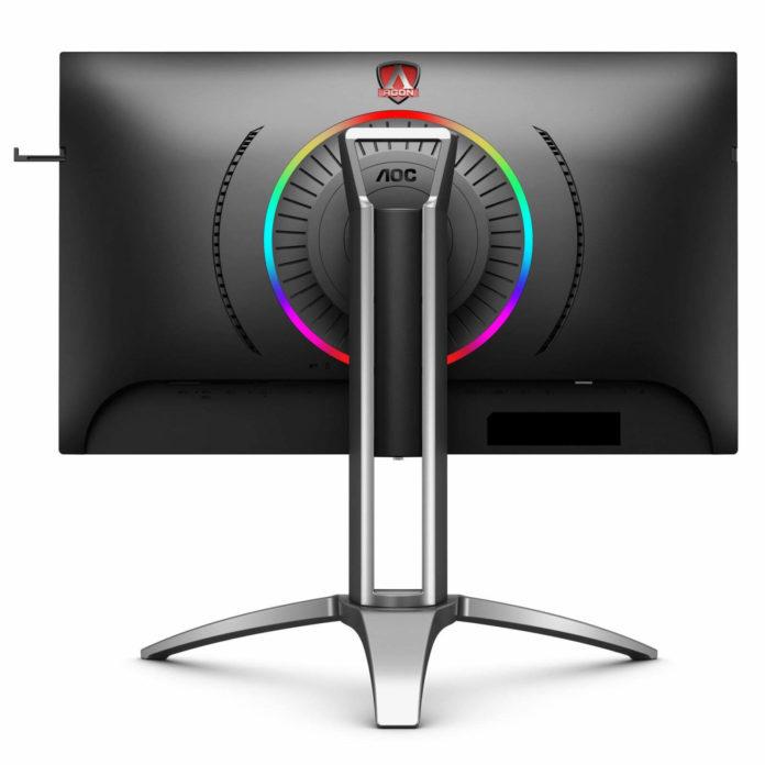 AOC AG273QX – nowy monitor dla graczy z serii AGON 2