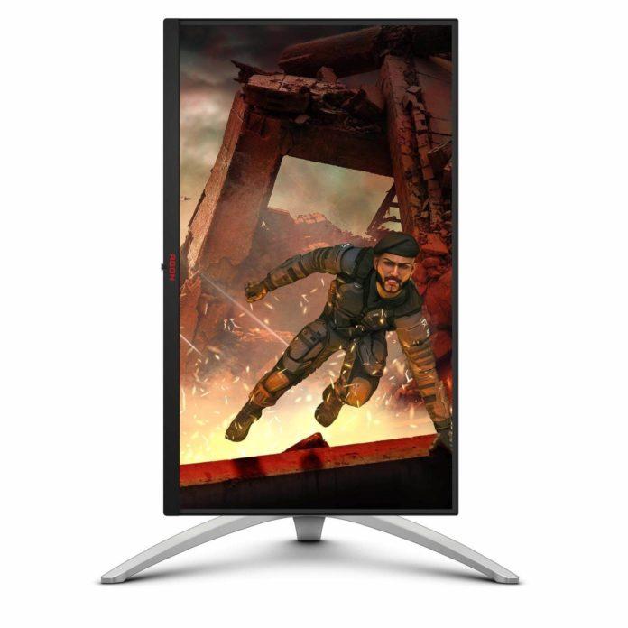 AOC AG273QX – nowy monitor dla graczy z serii AGON 3