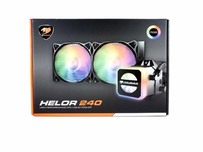 Cougar Helor 240